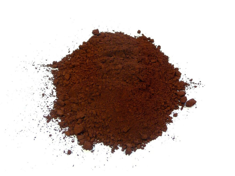 Iron Oxide, Red Spanish