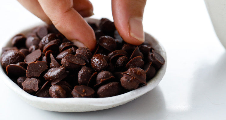 Low Carb Chocolate Covered Coffee Beans