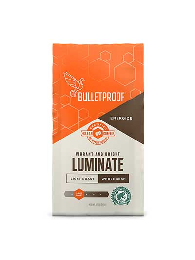 Bulletproof Luminate Ground Coffee