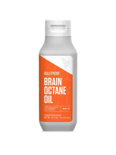 Bulletproof Brain Octane Oil 16oz