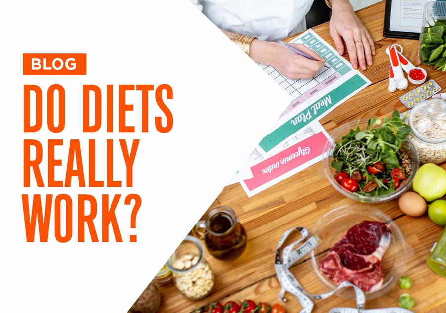 DO DIETS REALLY WORK?