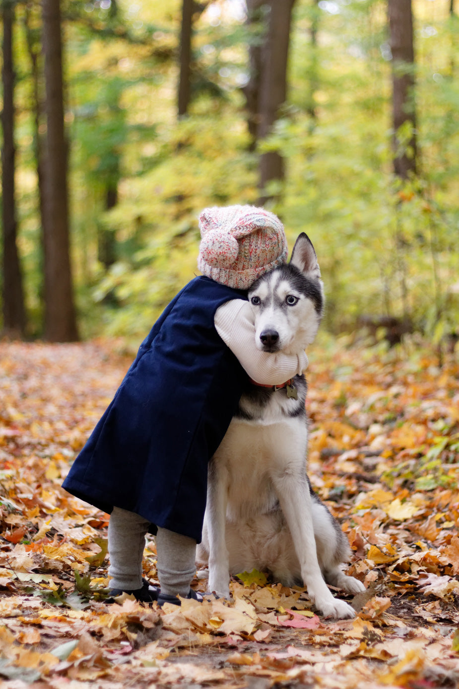 Cute Dog Photo Of The Day: Girl Hugs Dog