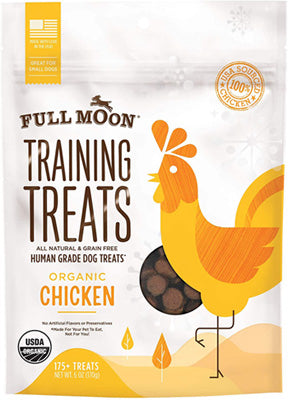 Full Moon Organic Dog Treats