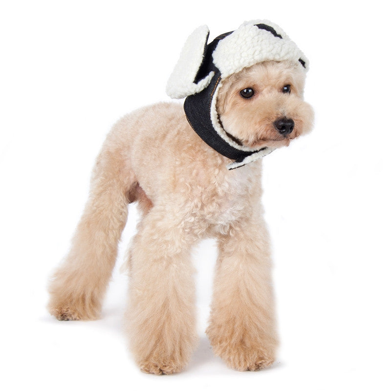 3f1037e23a5 Trapper hat for dogs puplife dog supplies jpg 800x800 Dog trapper hat