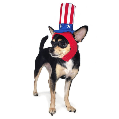 Uncle Sam Hat for Dogs