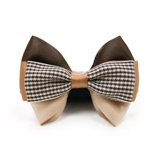 EasyBow Dog Bow Tie - Gentleman #3