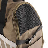 Sports Bag Dog Carrier - Bronze