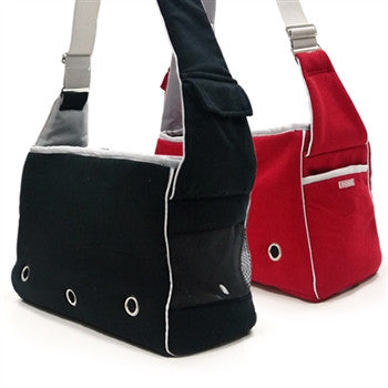 Boxy Messenger Dog Bag