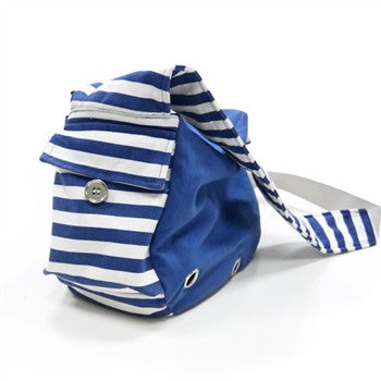 Dogo Soft Sling Dog Bag - Blue