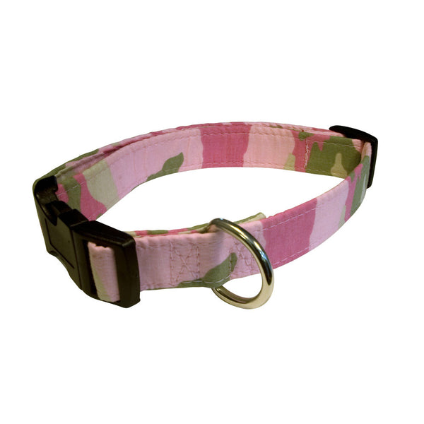 Elmo's Closet GI Jane Dog Collar