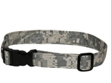 Elmo's Closet Desert Camo Dog Collar