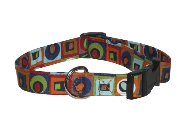 Elmo's Closet Eyes Wide Open Dog Collar