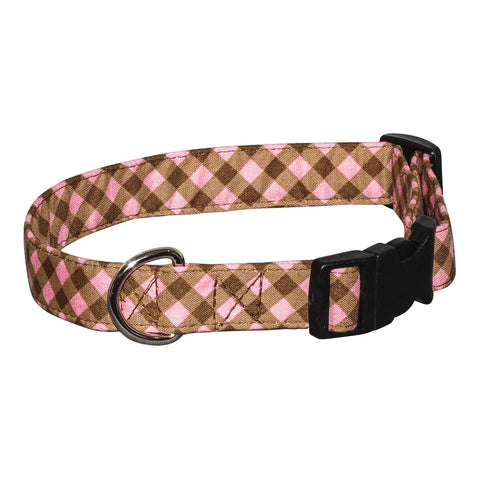 Elmo's Closet Retro Diamond Dog Collar