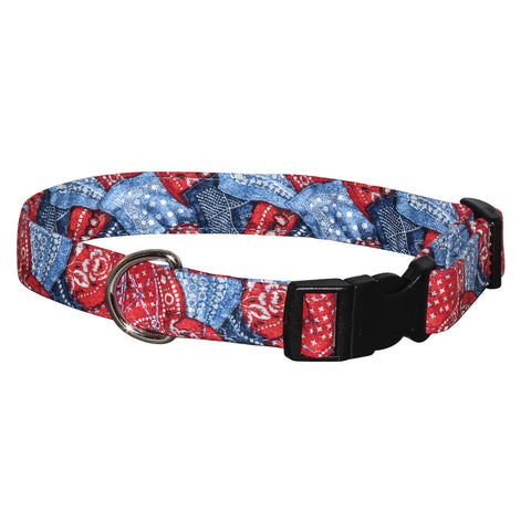 Elmo's Closet Western Wear Dog Collar