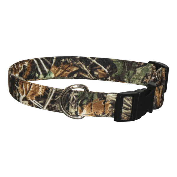 Elmo's Closet Hunter's Camo Dog Collar