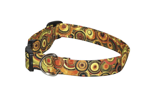 Elmo's Closet Toad Hollow Dog Collar