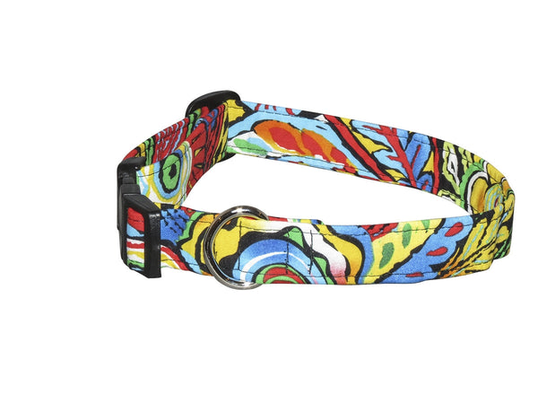 Elmo's Closet Samba Dog Collar