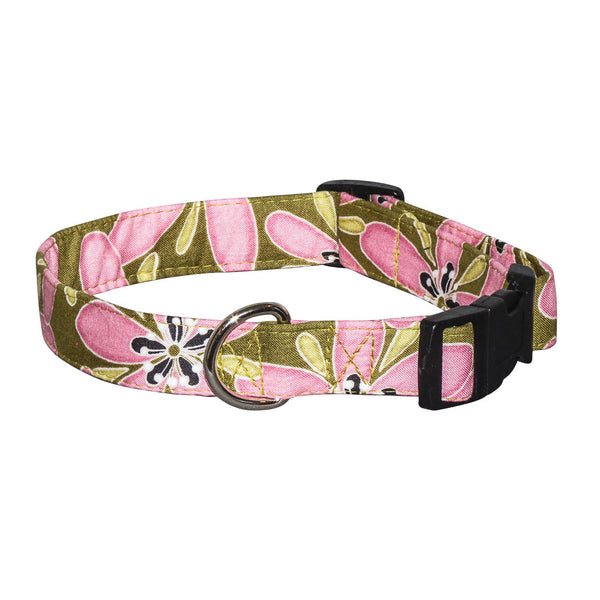 Elmo's Closet Dahlia Dog Collar