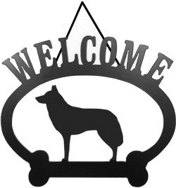 Sweeney Ridge Husky Welcome Sign