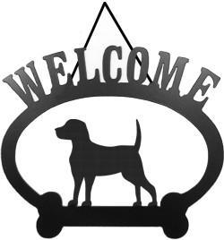 Sweeney Ridge Beagle Welcome Sign