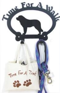Sweeney Ridge St. Bernard Dog Leash Hook