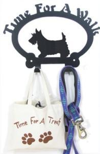 Sweeney Ridge Scottish Terrier Dog Leash Hook