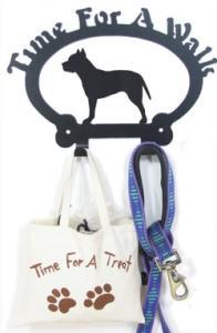 Sweeney Ridge Pit Bull Terrier Dog Leash Hook