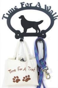 Sweeney Ridge Golden Retriever Dog Leash Hook