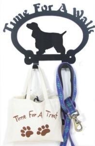 Sweeney Ridge English Cocker Spaniel Dog Leash Hook