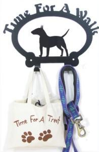 Sweeney Ridge Bull Terrier Dog Leash Hook