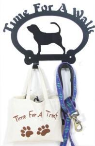 Sweeney Ridge Bloodhound Dog Leash Hook