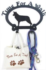 Sweeney Ridge Border Collie Dog Leash Hook