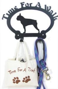 Sweeney Ridge Boston Terrier Dog Leash Hook