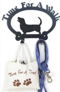 Sweeney Ridge Basset Hound Dog Leash Hook