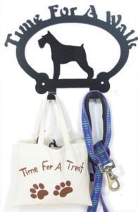 Sweeney Ridge Schnauzer Dog Leash Hook
