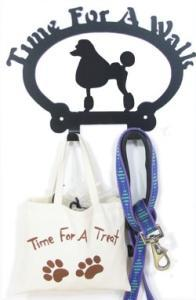 Sweeney Ridge Poodle Dog Leash Hook