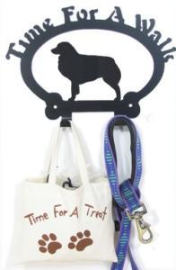 Sweeney Ridge Australian Shepherd Dog Leash Hook