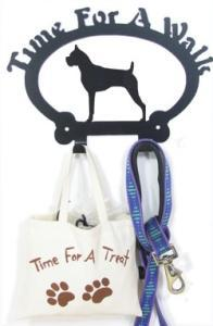 Sweeney Ridge Boxer Dog Leash Hook