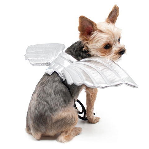 Angel Wings Dog Halloween Costume