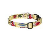 Elmo's Closet Surfboards & Woodies Dog Collar