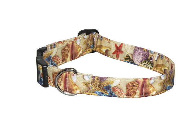 Elmo's Closet Beach Bounty Dog Collar