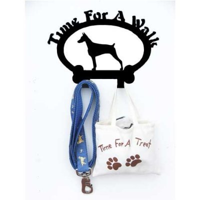 Sweeney Ridge Doberman Dog Leash Hook