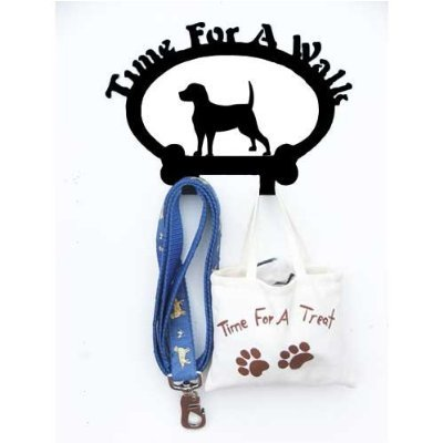 Sweeney Ridge Beagle Dog Leash Hook