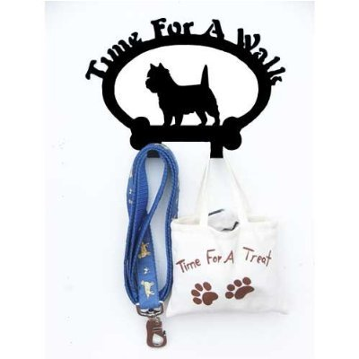 Sweeney Ridge Cairn Terrier Dog Leash Hook