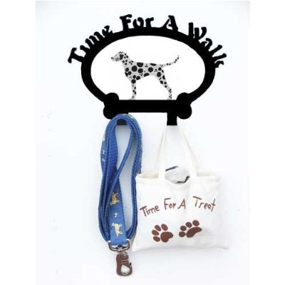 Sweeney Ridge Dalmatian Dog Leash Hook