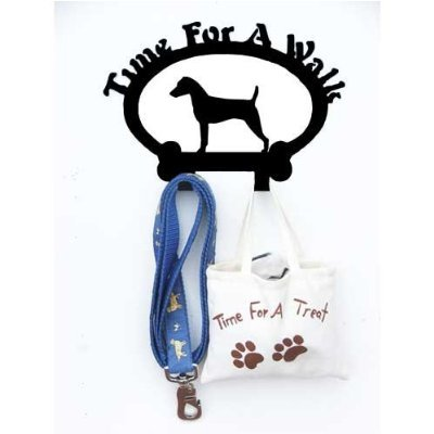 Sweeney Ridge Jack Russell Dog Leash Hook
