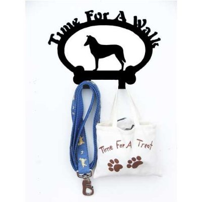 Sweeney Ridge Smooth Collie Dog Leash Hook