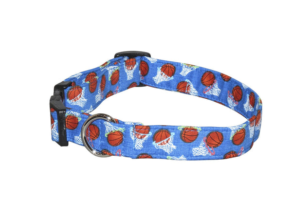 Elmo's Closet Jump Shot Dog Collar