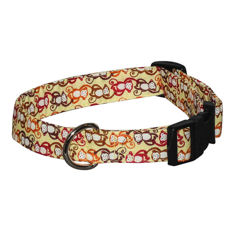 Elmo's Closet Barrel of Monkeys Dog Collar