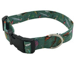 Elmo's Closet Gone Fishing Dog Collar